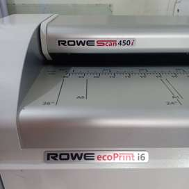 Plotter ROWE ecoPrint i6 & ROWE Scan450i