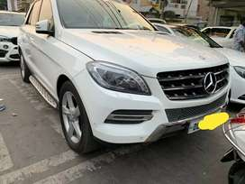 Mercedes ML 350 in A one condition