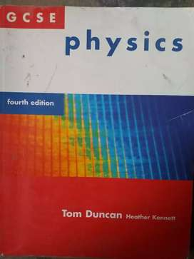 GCSE PHYSICS BY TOM DUNCAN,HEATHER KENNET