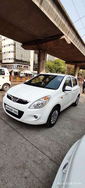 Hyundai i20 2009-2011 Magna, 2011, Petrol