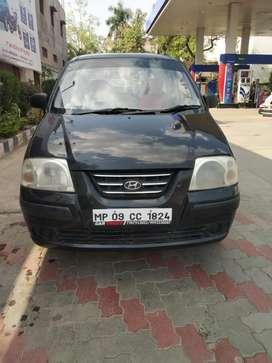 Hyundai Santro Xing GL Plus, 2008, Petrol