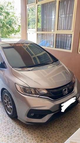 Honda jazz rs 2019