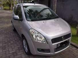 Suzuki Splash 2011 Silver GL M/T