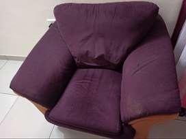 3+2 fabric sofa set