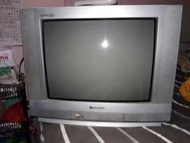 "Good condition Panasonic 21"" TV urgently Sale."