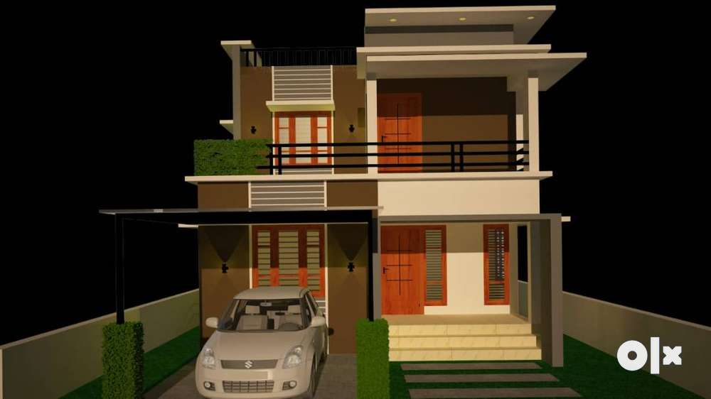 4 bhk house for sale near calicut university.