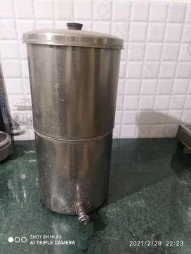 Steel filter