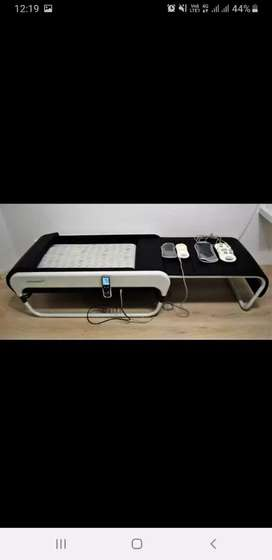 Massage theraphy bed master v3 used bed ceragem