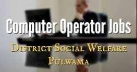 Computer Operator cum CCE jobs in NOIDA