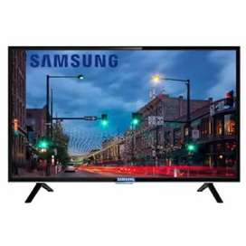New box packed LCD smart TV Samsung ultra HD 43inch