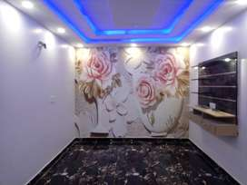 BEAUTIFUL LOCATION 2 BHK FLAT WITH CAR PARKING NEWLY CONSTRUCTED