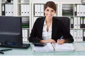 Accountant job urgent hiring for Freshers experience both can apply