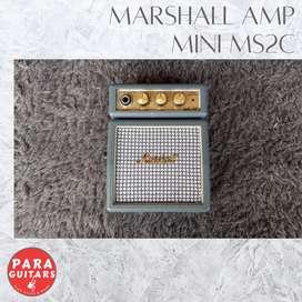 Marshall ms2c amplifier mini
