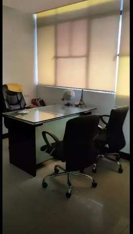 Fully Furnished Office space in sec 34 chd