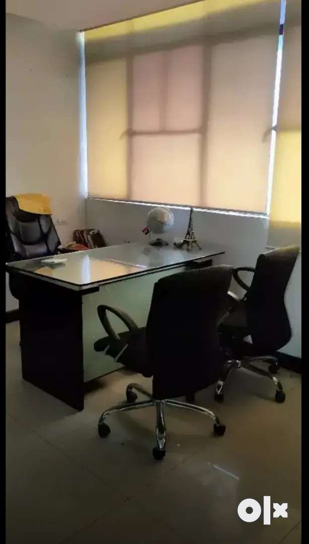 Fully Furnished Office space in prime location sec 34 chd 0