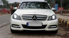 Mercedes-Benz C-Class C 220 CDI Avantgarde, 2014, Diesel