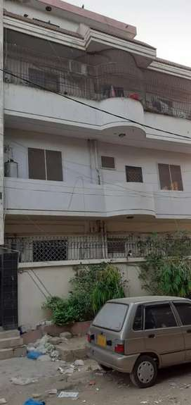 Gulistan e johar block 1 near NED University 3 Bed drawing lounge