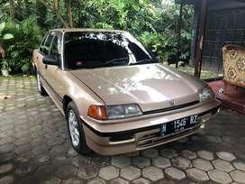 Civic LX tahun 88