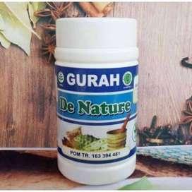 OBAT HERBAL GURAH SUARA 100% DARI DE NATURE