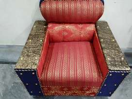 Fancy new sofa in cheep price 6seater