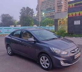 Hyundai Verna Fluidic 1.6 VTVT, 2014, Petrol