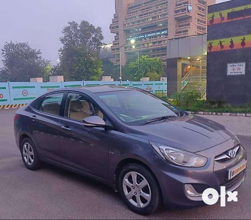 Hyundai Verna Fluidic 1.6 VTVT, 2014, Petrol 0
