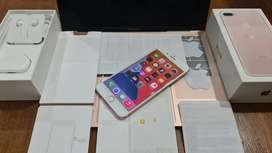 iPhone 7+ 128GB Rose Gold Original, Ex International Singapore