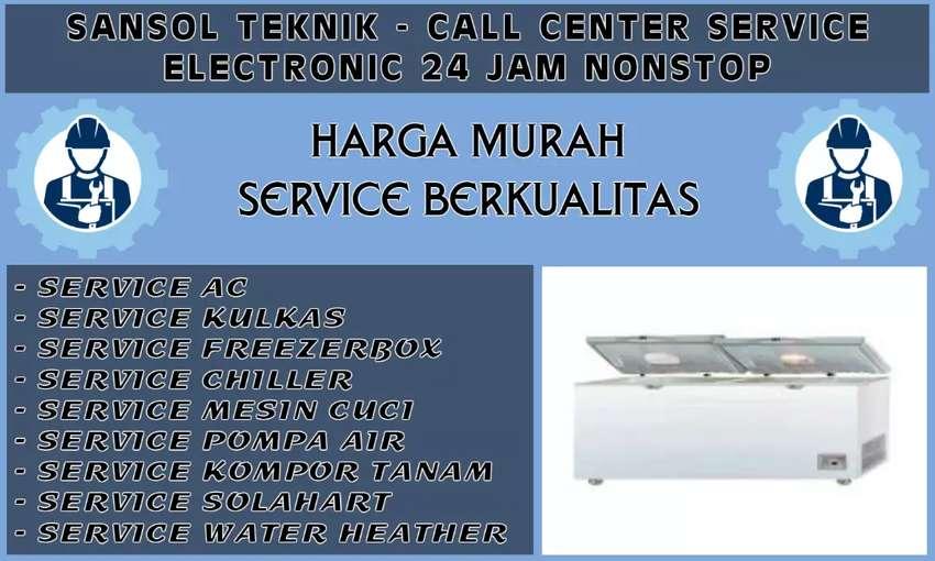 Service AC tidak dingin Servis Mesin Cuci Kulkas Waru Sidoarjo 0