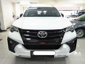 Toyota Fortuner VRZ TRD 2.4 Automatic 2019 Super Istimewa