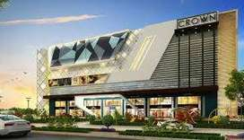 Required fresher male and female candidate in (CROWN MALL SHOWROOM)//