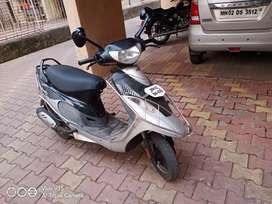 Scooty is very good condition all paper clear