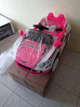 Mobil mainan aki anak protege 5 m7688 pmb