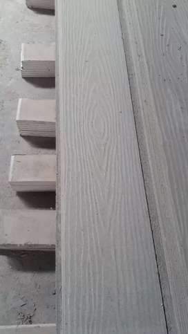 Lisplang / risplang moif kayu jati. Semacam conwood