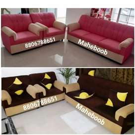 5 Seaters Special Seating Sofa