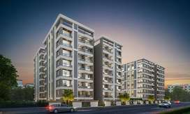 3BHK Spacious and Luxurious flat - The Status - Harni-Sama Link Road