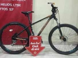 Sepeda gunung polygon premier 4 kredit tanpa DP pakai homecredit