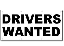 No charges- Driver job in company