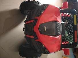 BATTERY OPERATED RIDE ON CAR/JEEP FOR KIDS (HEAVY WEIGHT)