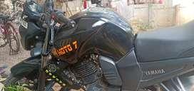 Yamaha fz midship
