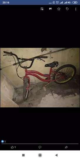 Di jual cepet sepeda anak size 16