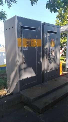 Batu Beling - Portable Toilet Series Low Price