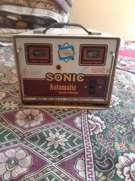 SONIC automatic stabilizer for sale
