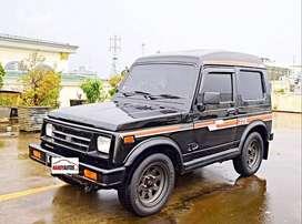 Suzuki Katana SH Manual Tahun 1991 / 1992 Hitam