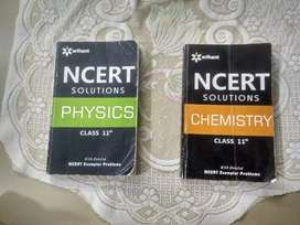 NCERT Solutions - Physics & Chemistry - Class 11 - Arihant (50% OFF)