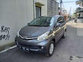 "DAIHATSU XENIA R DLX  M/T 2013 "" GREY """