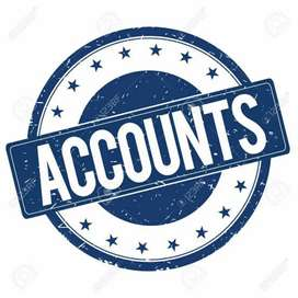 Requirement of Accounts excecutive For Bike showroom