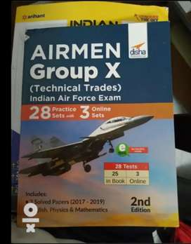 Airmen books