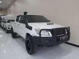 Toyota Hilux E 4x4  Doble Cabin