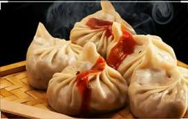 We require Momo Chef For our cloud kitchen with Food and accommodation