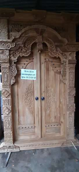 cuci gudang pintu gebyok gapuro jendela rumah masjid musholla yani